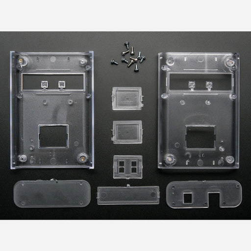 Clear Enclosure for Arduino - Electronics enclosure [1.0]