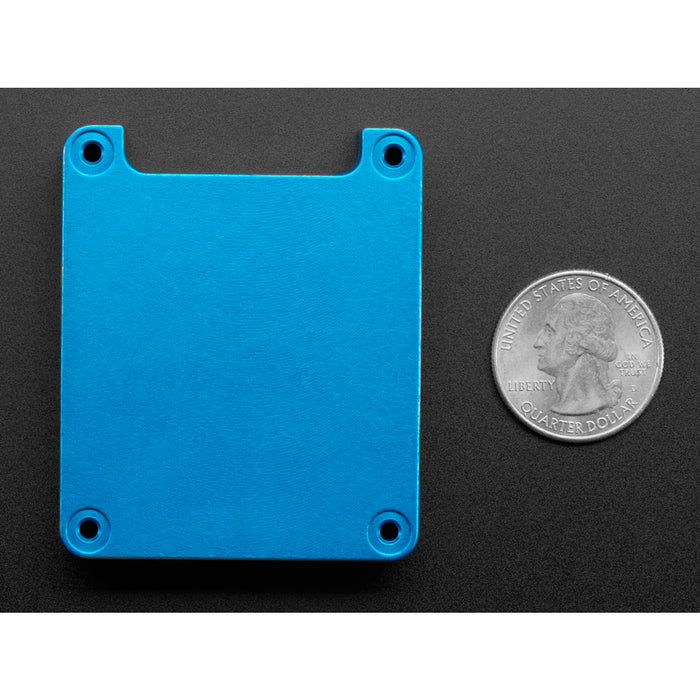 MicroPython pyboard Anodized Housing with Open Lid