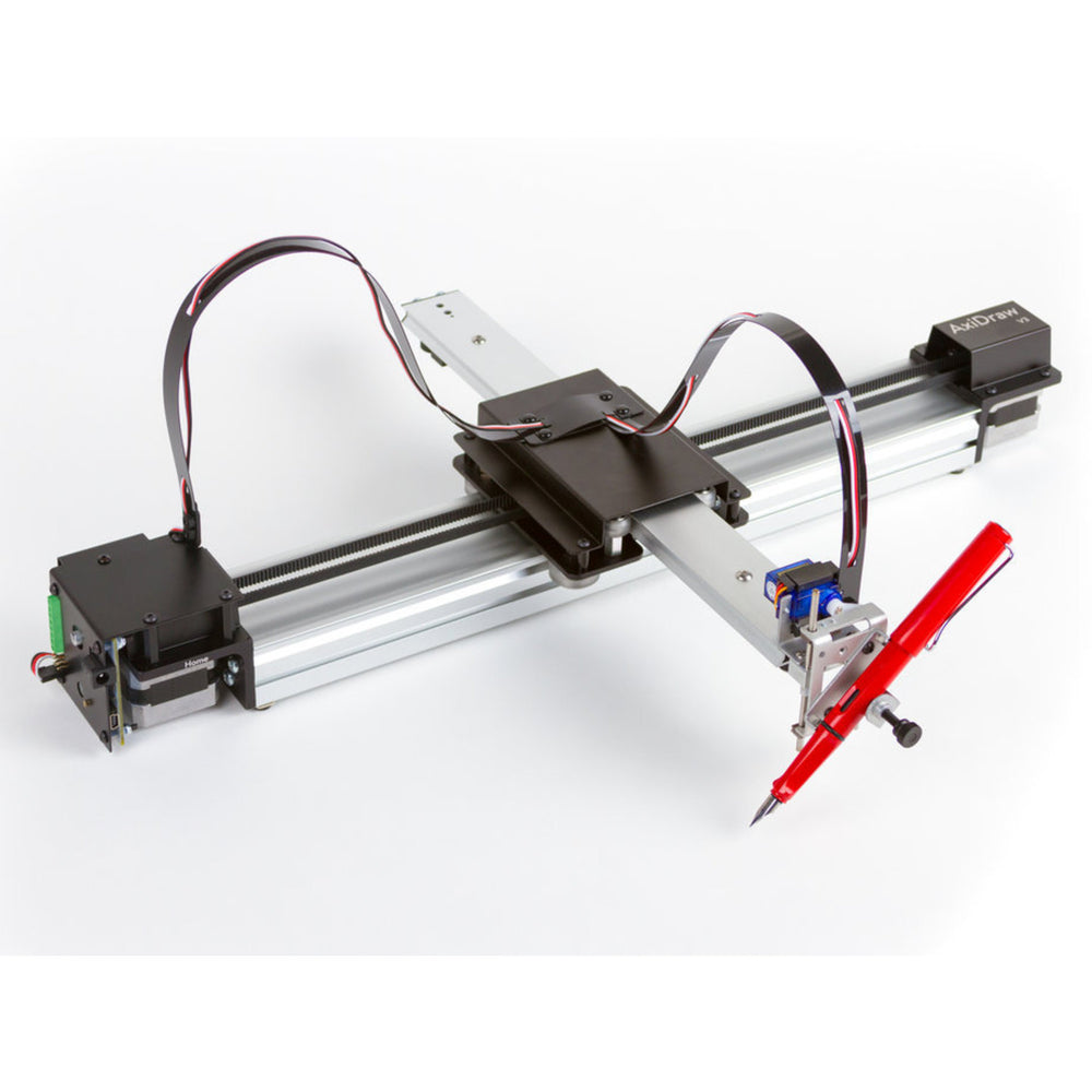 AxiDraw V3 by Evil Mad Scientist Labs