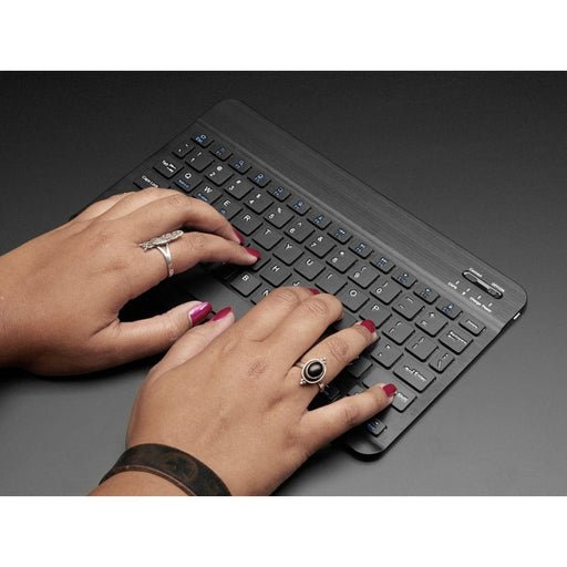 "10"" Bluetooth Keyboard – Black"