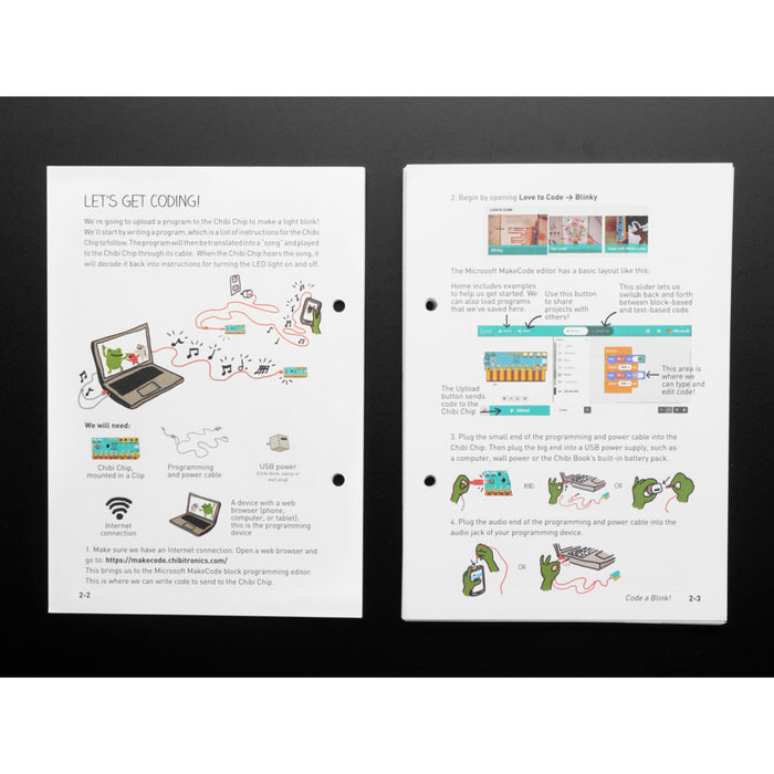 Love To Code: Volume 1 Add-on Booklet Kit - Microsoft MakeCode Edition