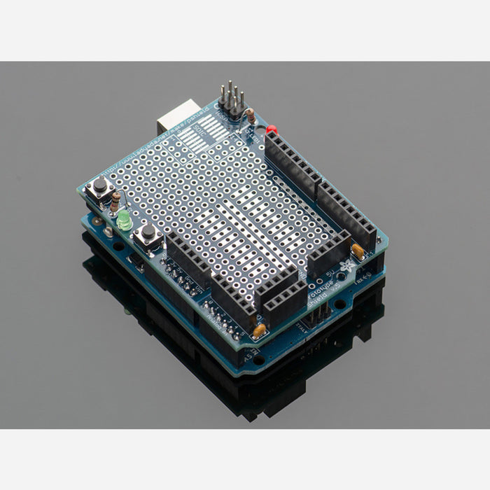 Adafruit Proto Shield for Arduino Kit [v.5]