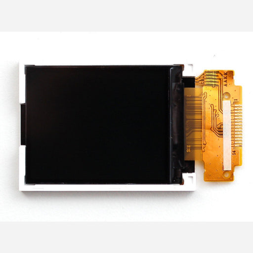 1.8 SPI TFT display, 160x128 18-bit color - ST7735R driver