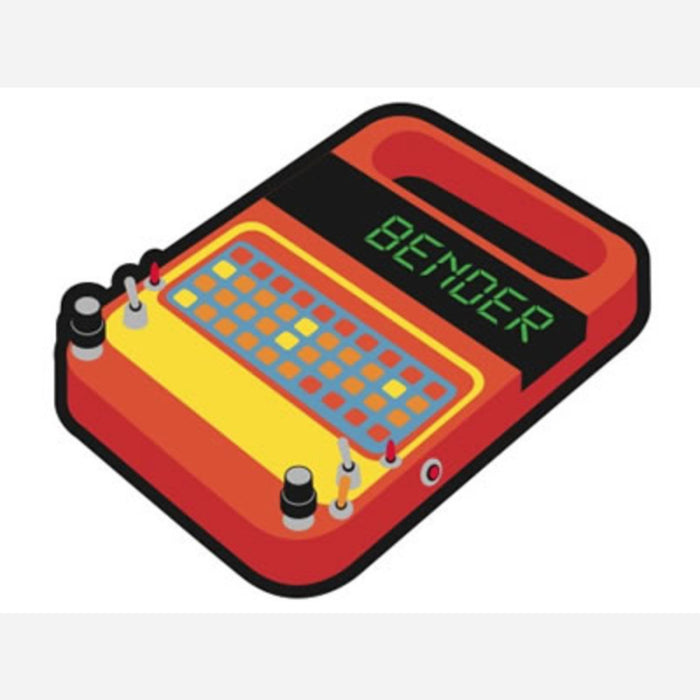 Circuit bender! - Sticker!