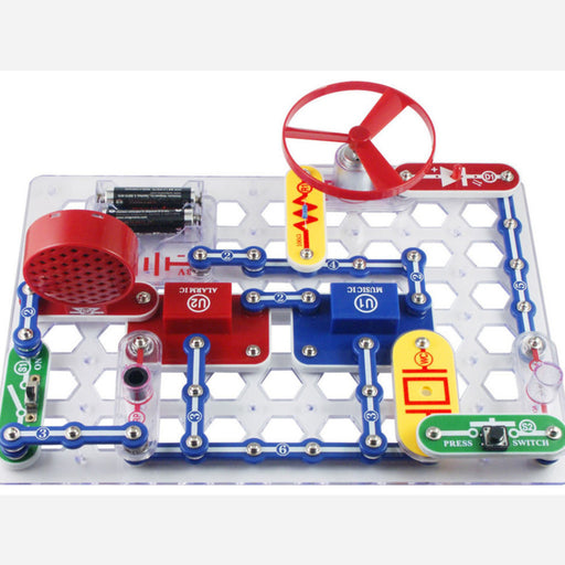 Snap Circuits® Jr. 100 Experiments [Elenco SC-100]