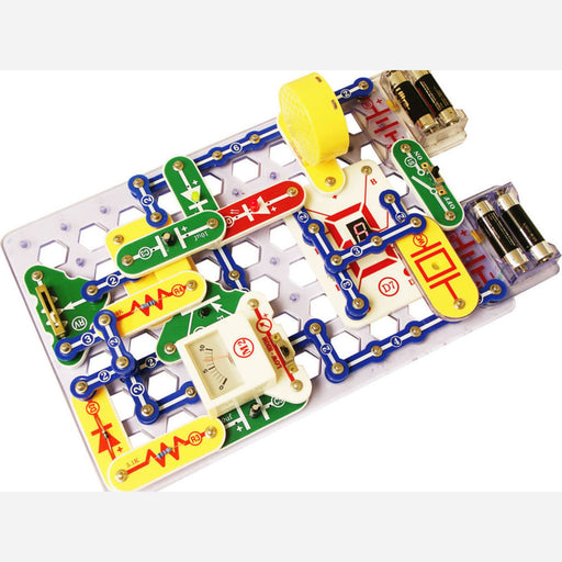 Snap Circuits® Pro 500 Experiments [Elenco SC-500]