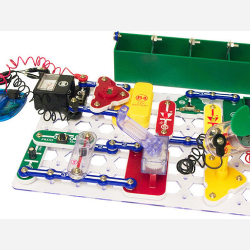 Snap Circuits® Green [Elenco SCG-125]