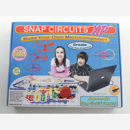 Snap Circuits® XP™ [Elenco SCXP-50]