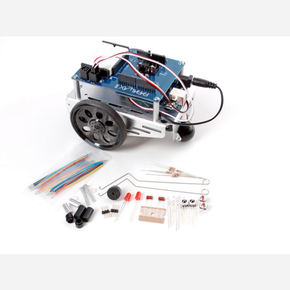 Parallax BOEBot Robot for Arduino Kit