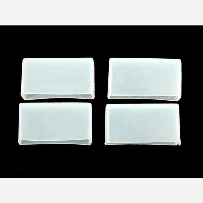 Silicone Caps for Digital Addressable Strips - pack of 4