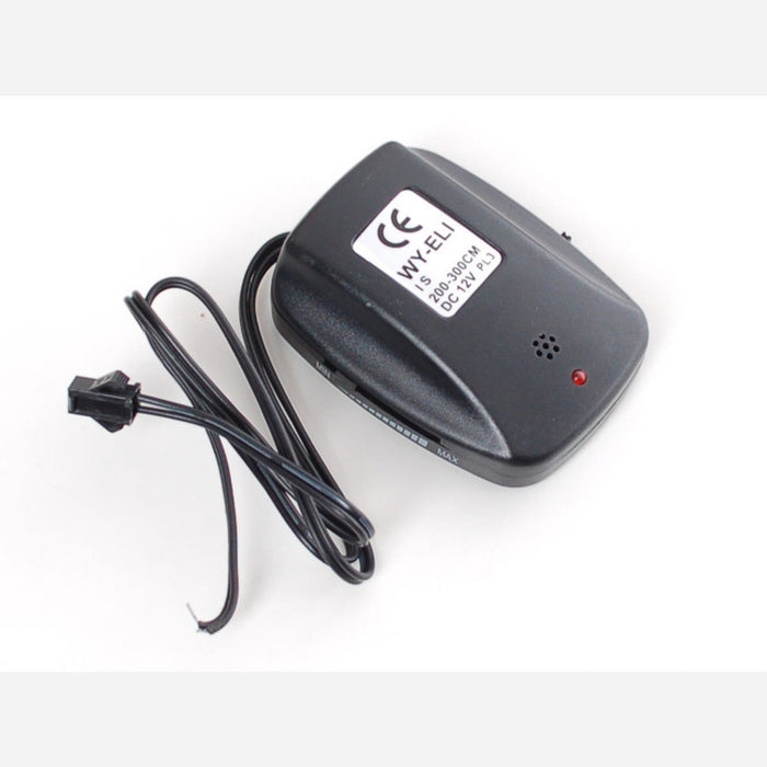EL Wire 12V Sound Activated Pocket Inverter