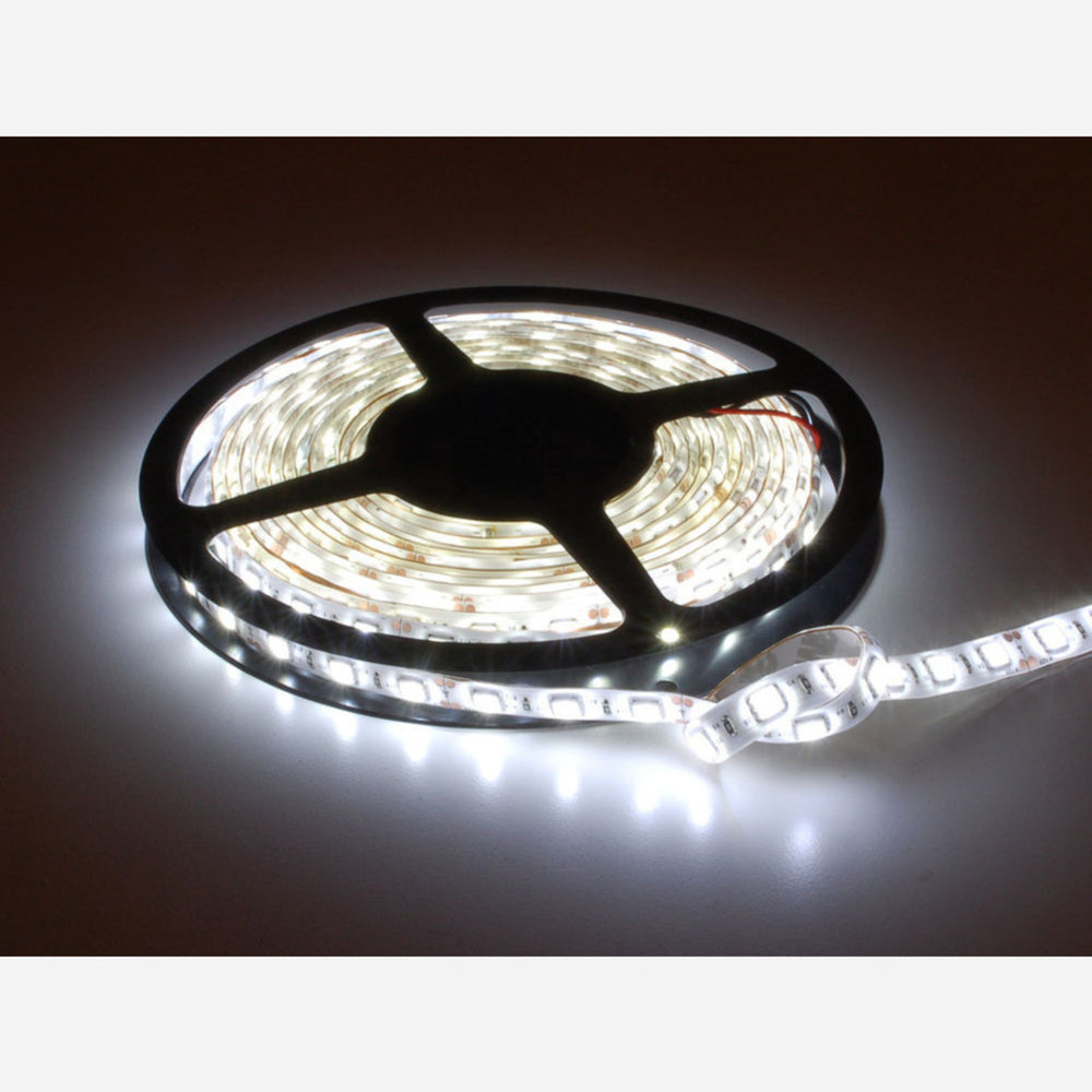 Cool White LED Weatherproof Flexi-Strip 60 LED - (1 m)