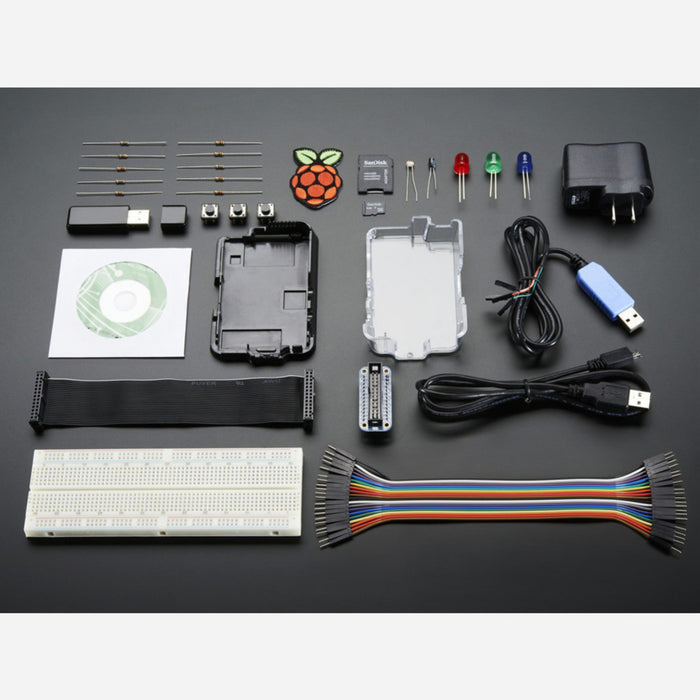 Raspberry Pi Model B starter pack Doesn't include Raspberry Pi 1