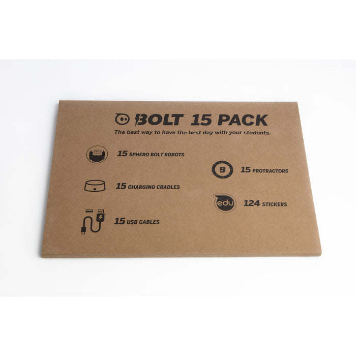 SPHERO BOLT EDU 15-Pack