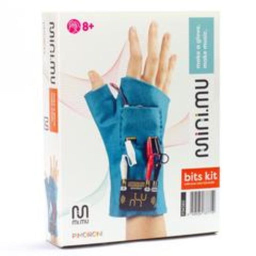 MINI.MU Glove Kit - Without micro:bit
