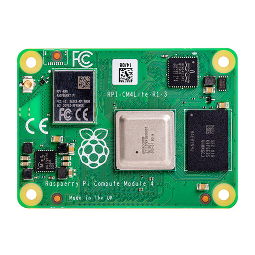 Raspberry Pi Compute Module 4 Lite (Wireless Version) - 2GB RAM