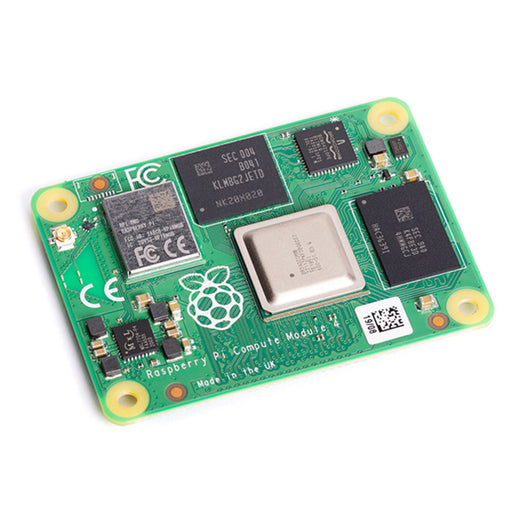 Raspberry Pi Compute Module 4 8GB (Wireless Version) - 2GB RAM