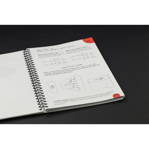 Circuit Scribe Educational Workbook