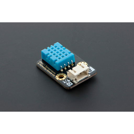 Gravity: Arduino DHT11 Temperature Humidity Sensor