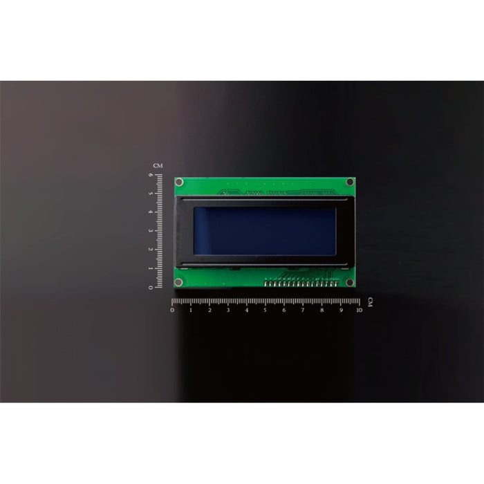 I2C 20x4(2004) LCD Display for Arduino