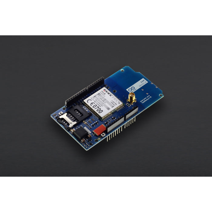 Arduino GSM Shield (antenna connector)