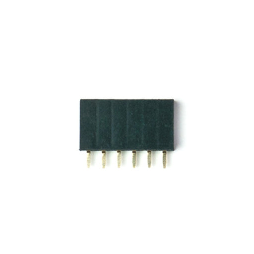 6 Pin Female Header-10 Pcs