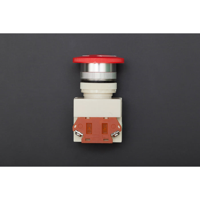 Emergency Stop Mushroom Push Button Switch