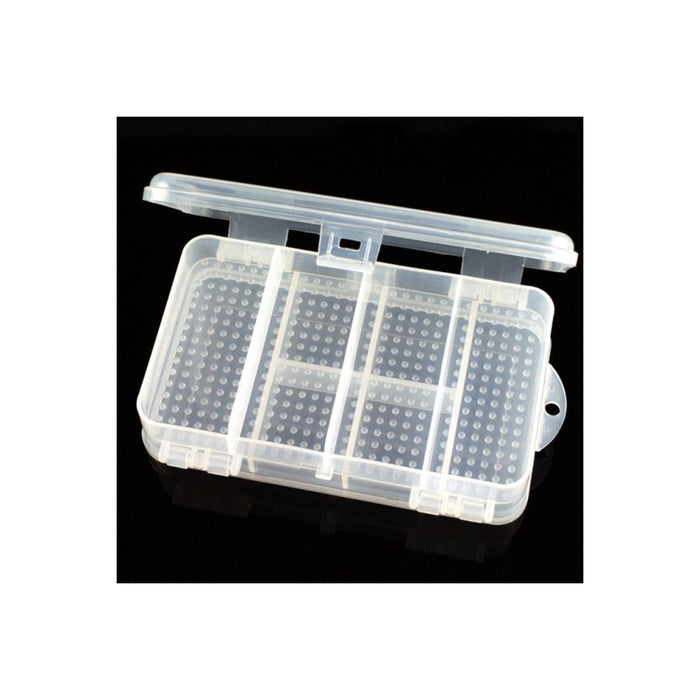 Two-sided Compartment Parts Box - 10 compartments