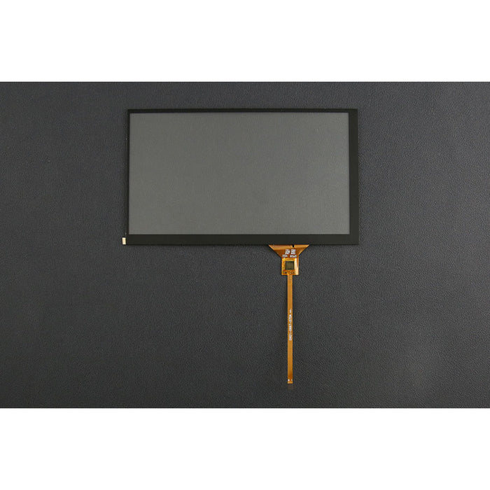 "7"" Capacitive Touch Panel Overlay for LattePanda Display"