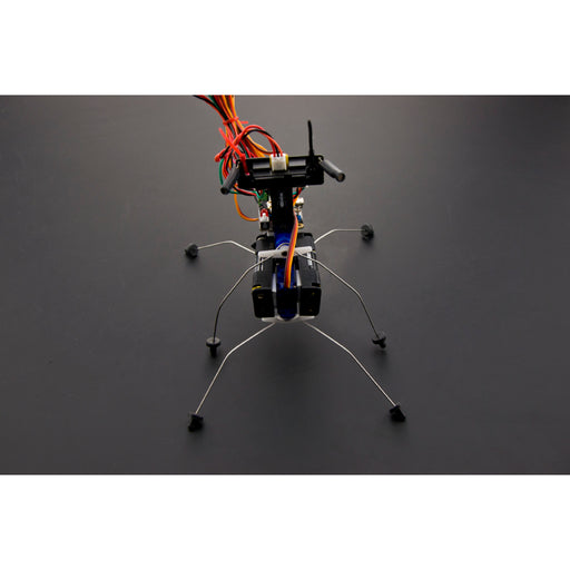 Insectbot Hexa -An Arduino Based Walking Robot Kit For Kids