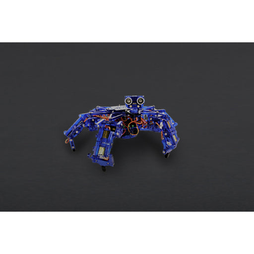 ArcBotics Robotics Hexy the Hexapod Arduino Kit with Instructions