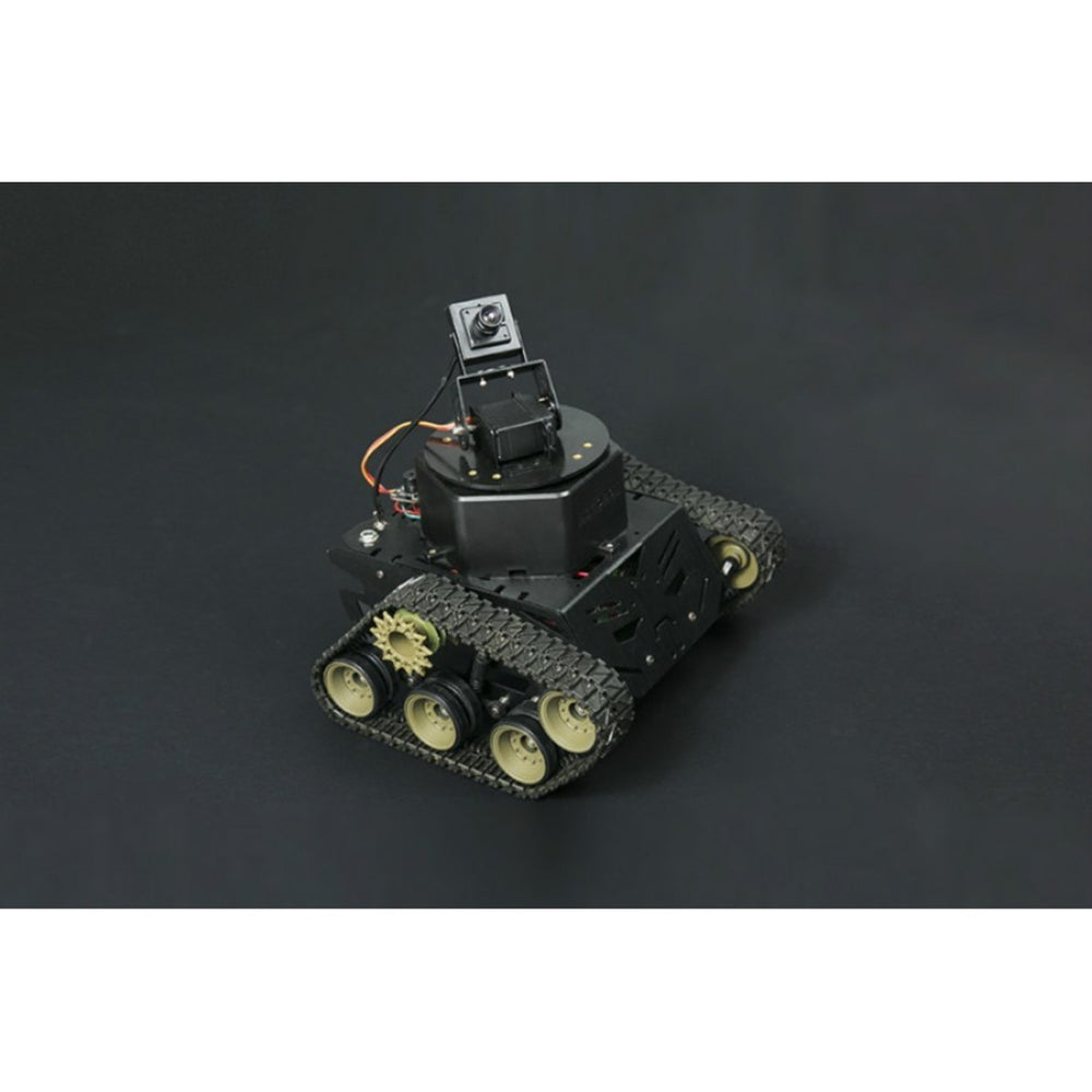 Devastator Robot Kit  (Built-in WiFi Vision and Sensors) -By Intel Edison