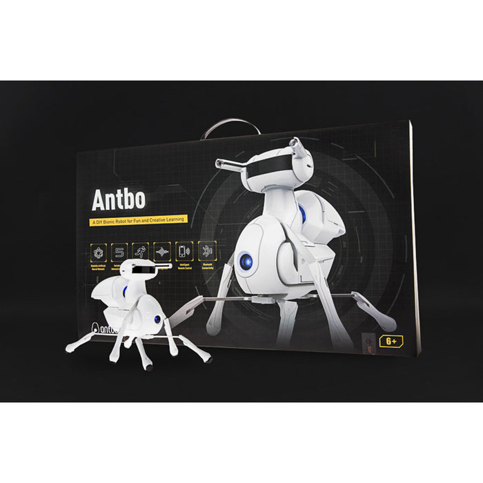 Antbo DIY Robot Kit - The Best Robot for Kids