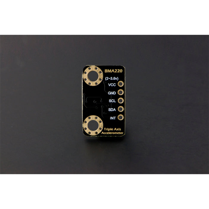 Triple Axis Accelerometer BMA220 (Tiny)
