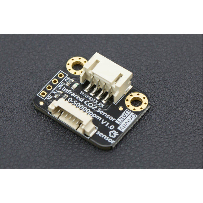 Gravity: UART Infrared CO2 Sensor (0-50000ppm), air sensor