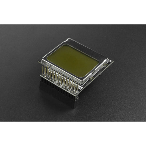 1.6 Inch LCD Display (Compatible with Raspberry Pi 2B/3B/3B+/4B)