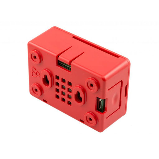 HighPi Raspberry Pi B+/2/3/3B+ Case - Red