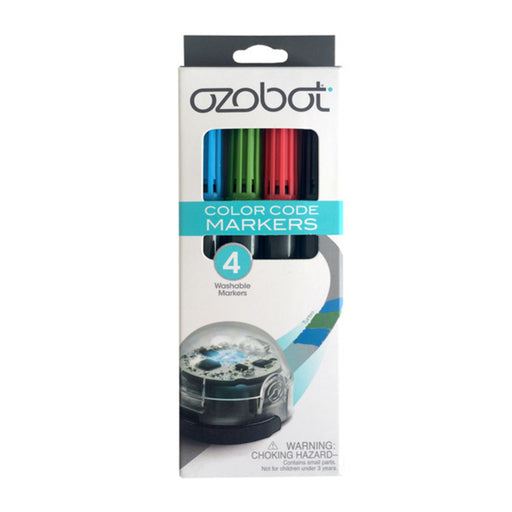 Ozobot Bit 2.0 - Workshop 6 Pack with Markers