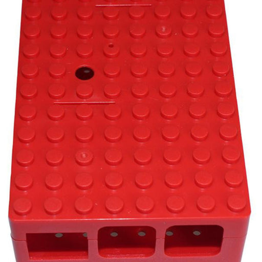 PI-Blox Enclosure ABS Red Model 2 B