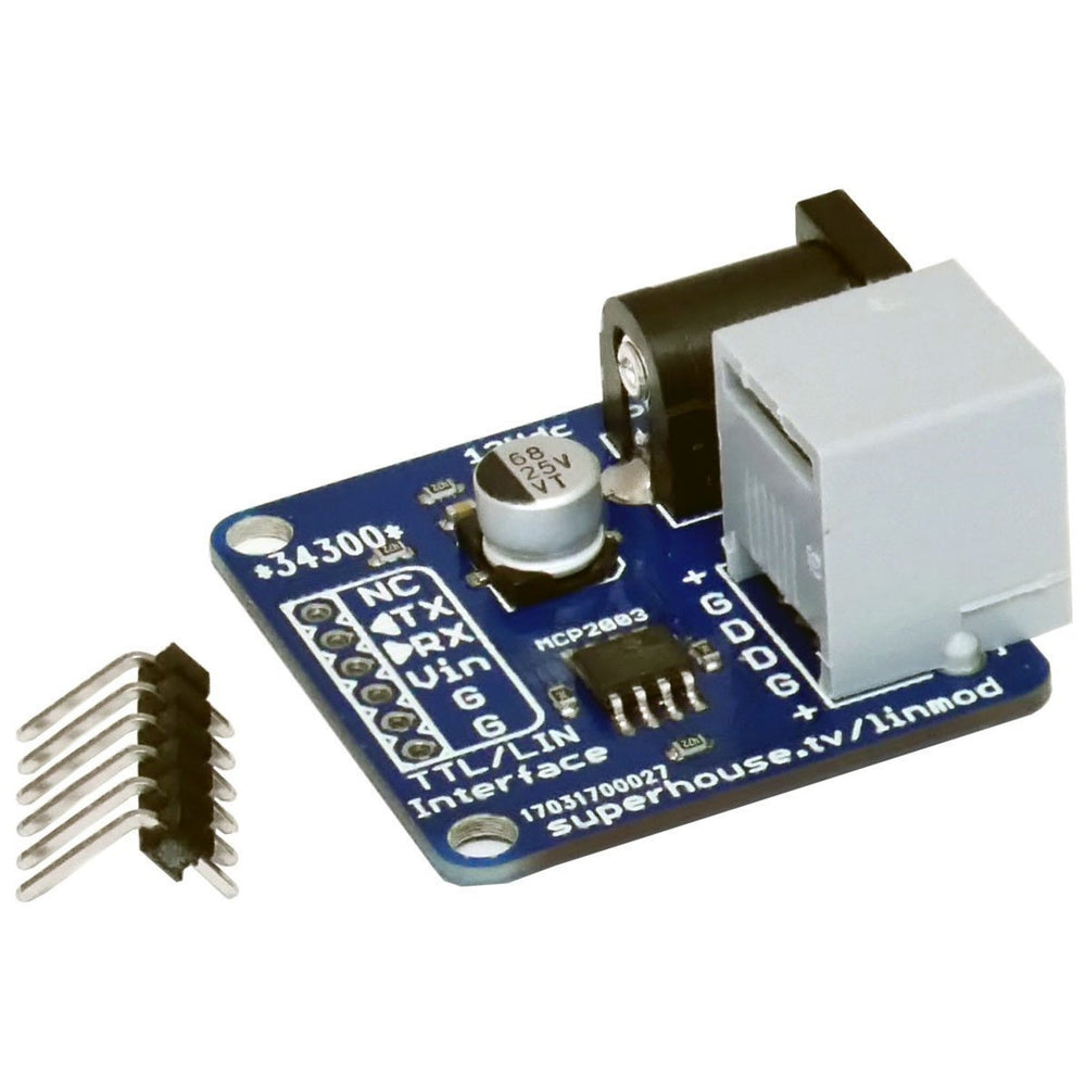 LIN Bus Serial Adapter Module