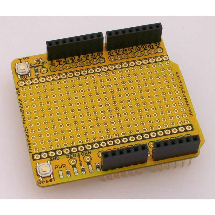 ProtoShield Pro for Arduino