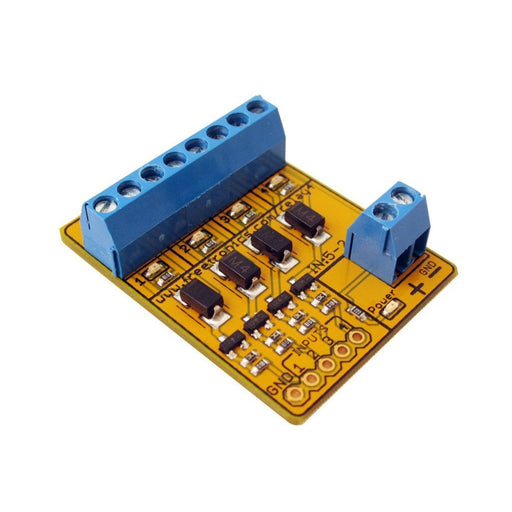4-Channel Relay Driver Module