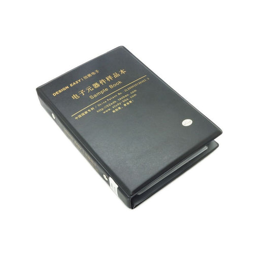 0805 SMT Capacitor Sample Book - 4416 Pcs in 92 Values