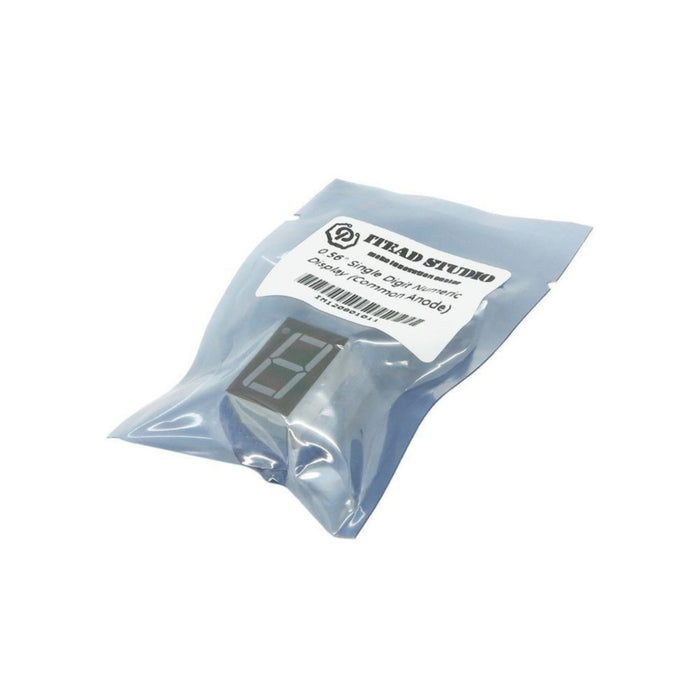 "0.56"" Single Digit Numeric Display (Common Anode)"