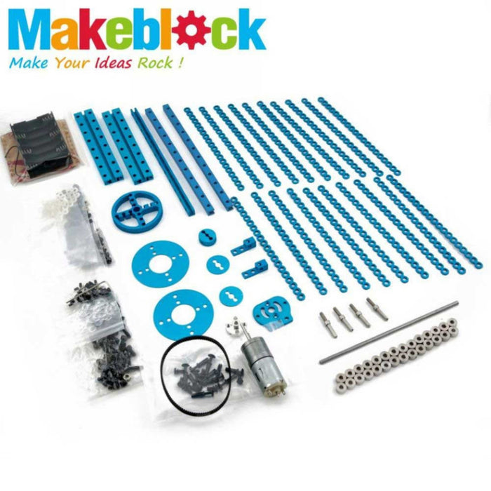 Makeblock 4-Legged Crawler Robot Kit - Blue