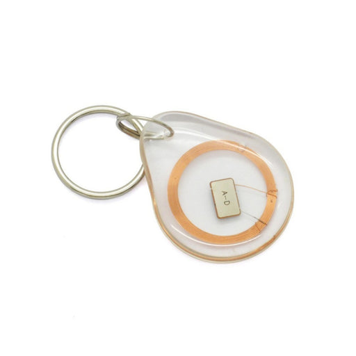 13.56Mhz Water Droplets Transparent NFC Smart Tag