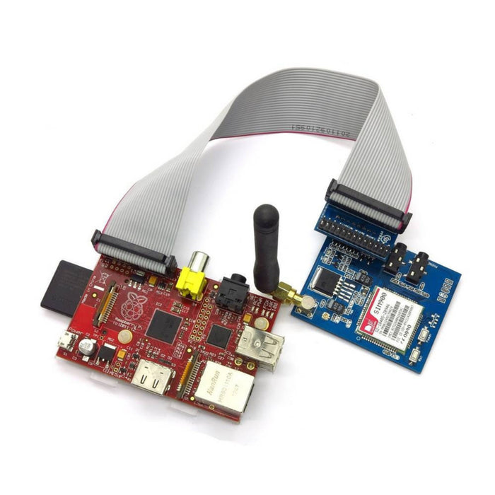 Raspberry PI SIM900 GSM/GPRS Module Adapter Kit