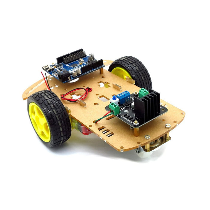 Starter Robot Car Kit