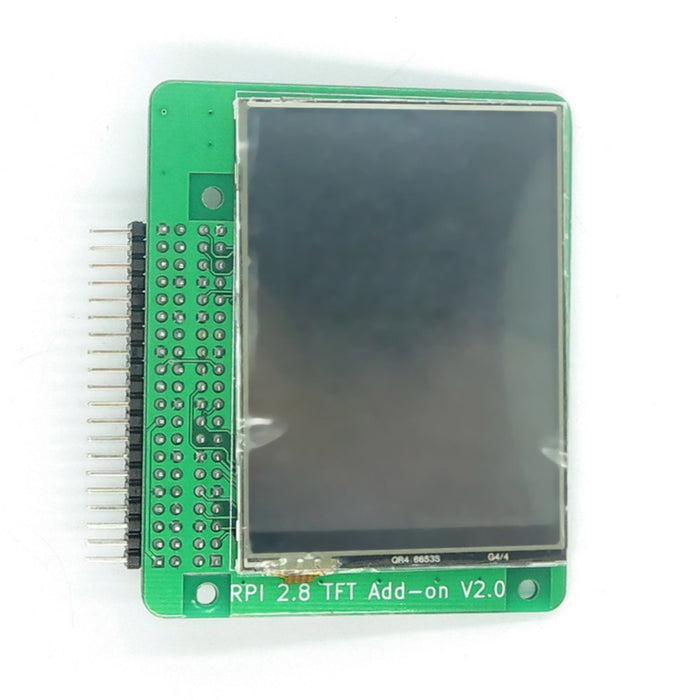 Raspberry Pi 2.8 TFT LCD Touch Display Screen Add On V2.0 Module