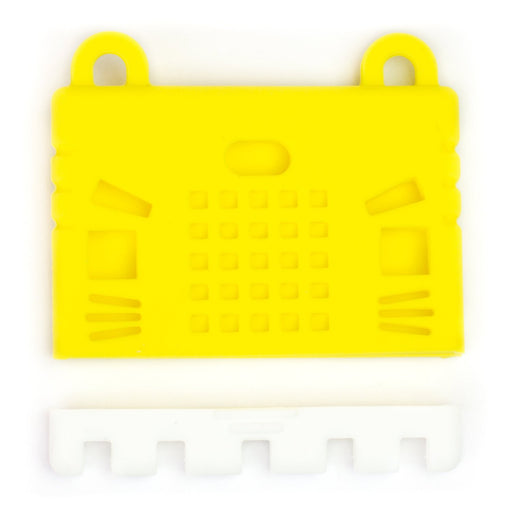 Kitty Case for micro:bit - Yellow